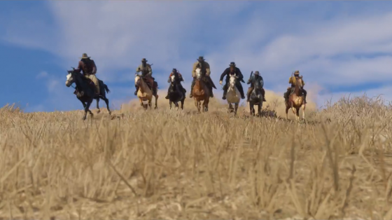 Red Dead Redemption 2 infódoboz