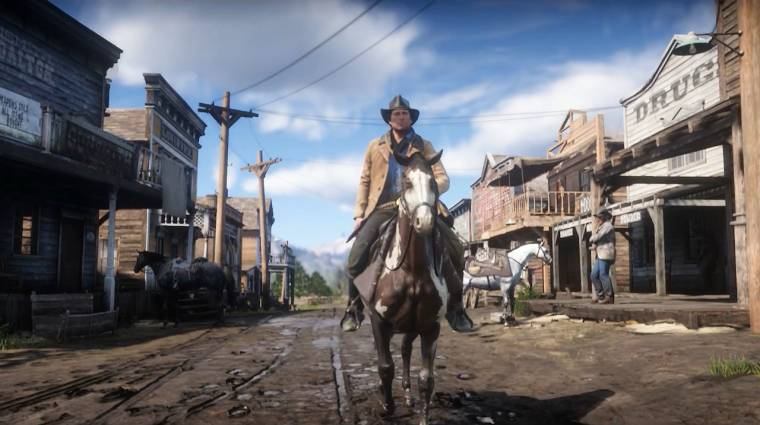 Grand Theft Auto Online - Red Dead Redemption 2-es tartalmak jönnek bevezetőkép