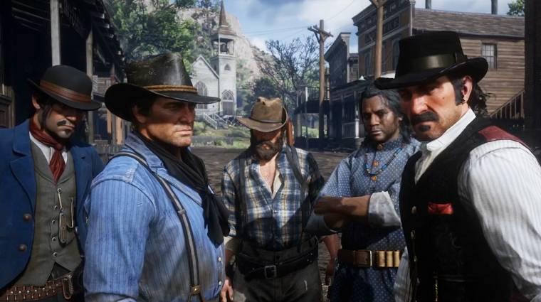 Van, ahol már egyetemi tananyag a Red Dead Redemption 2 bevezetőkép