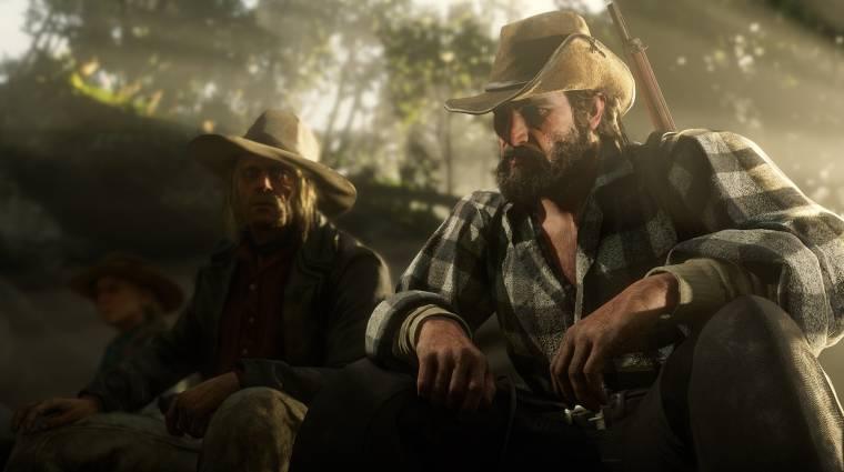 Újra a Red Dead Redemption 2 fogy a legjobban a briteknél bevezetőkép