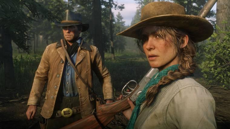 Hivatalos: Novemberben jön a Red Dead Redemption 2 PC-re! bevezetőkép