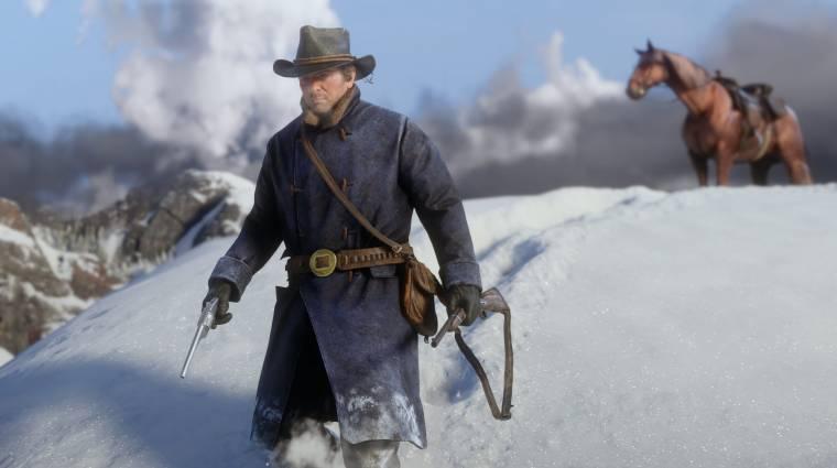 Borzasztó olcsón játszhatunk majd a Red Dead Redemption 2-vel bevezetőkép
