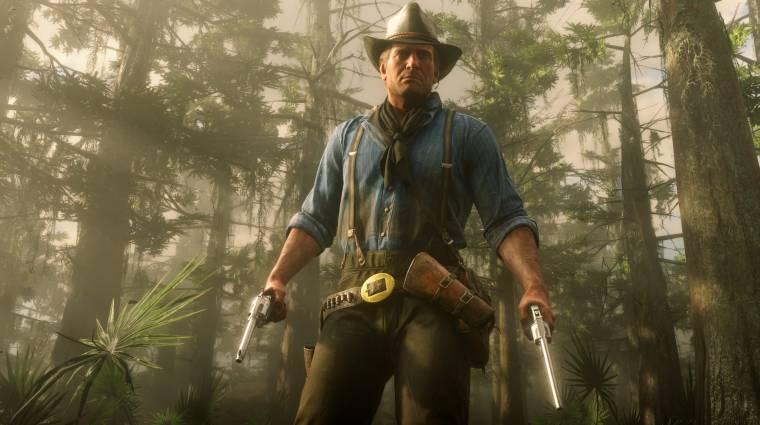 Itthon is tarolt a Red Dead Redemption 2 bevezetőkép