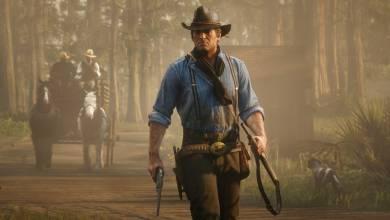 Red Dead Redemption 2 - hát persze, hogy jött hozzá meztelen mod