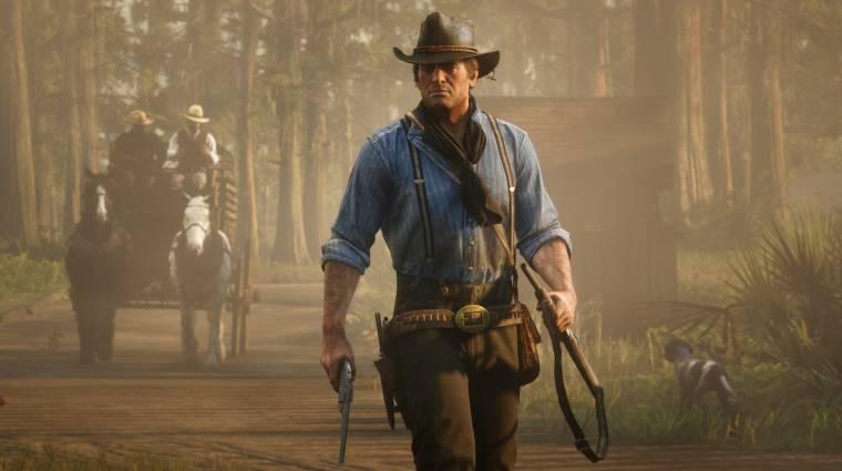 Red Dead Redemption 2 - most már tényleg érkezhet a PC-s verzió? bevezetőkép