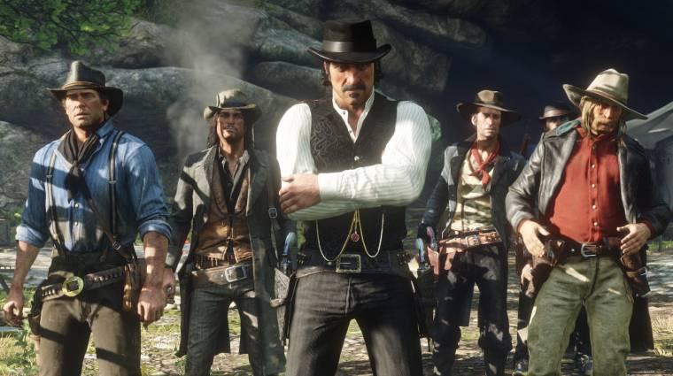 A Red Dead Redemption 2 színészei meséltek a kivágott tartalmakról bevezetőkép