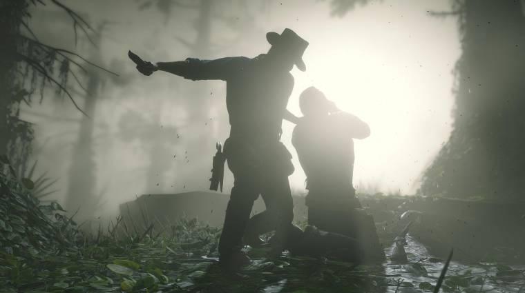 Red Dead Redemption II gépigény - elég, ha lovak húzzák a géped bevezetőkép