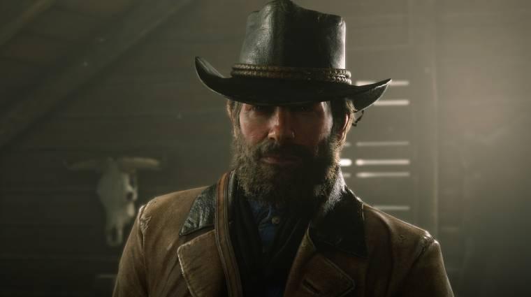 Red Dead Redemption 2 - hamarosan bejelenthetik a DLC-t bevezetőkép
