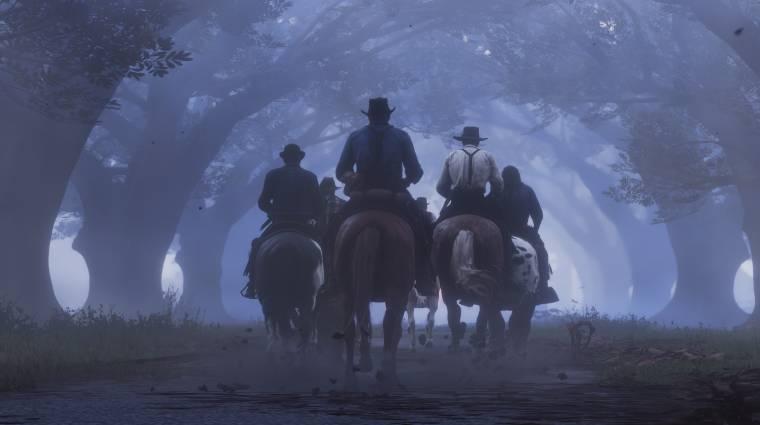 Majdnem két év után kaptunk választ a Red Dead Redemption 2 egyik rejtélyére bevezetőkép