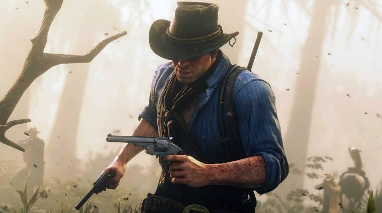 Egy moddal szuperhőst faraghatunk a Red Dead Redemption 2 főhőséből bevezetőkép