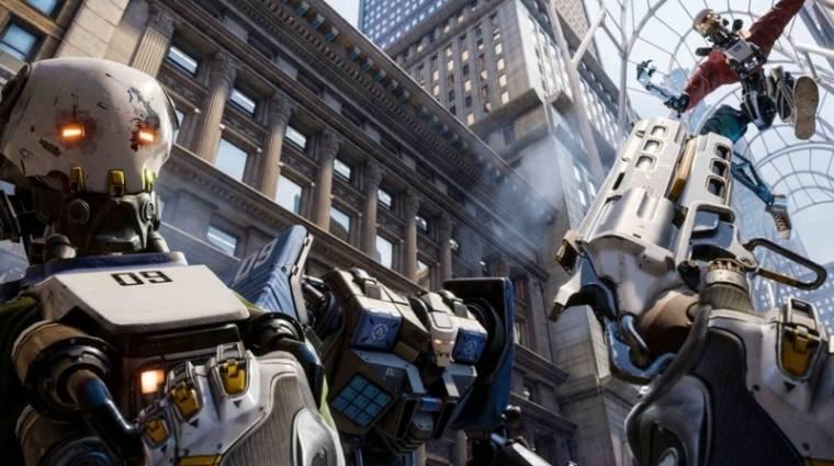 Az Oculus bemutatta az Epic, a 4A Games és a Ready at Dawn új játékait bevezetőkép