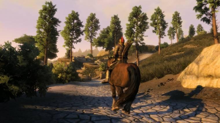 The Elder Scrolls: Skyblivion - így áll most a Skyrim Oblivion modja bevezetőkép