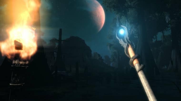 Helyzetjelentést kaptunk a megújuló Oblivionról, amit már a skyrimes nagyi is nagyon vár bevezetőkép