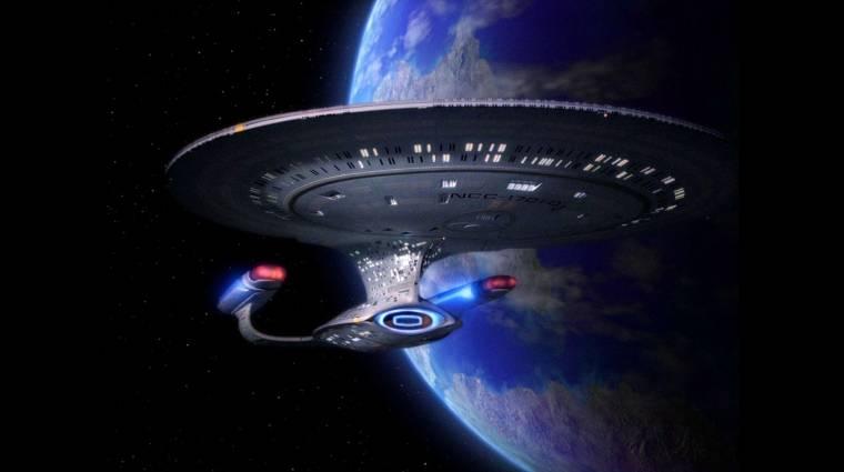 Már az egyik legendás Star Trek űrhajót is újraalkották a Halo 5-ben bevezetőkép