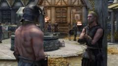 Napi büntetés: egy modnak hála Skyrim népe végre értékeli a Dragonborn izmos felsőtestét kép