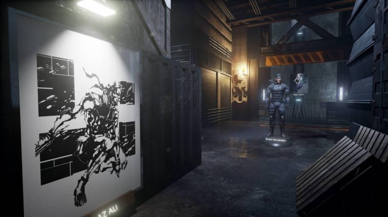 The Fan Legacy: Metal Gear Solid - mutatós képeken a rajongói projekt bevezetőkép