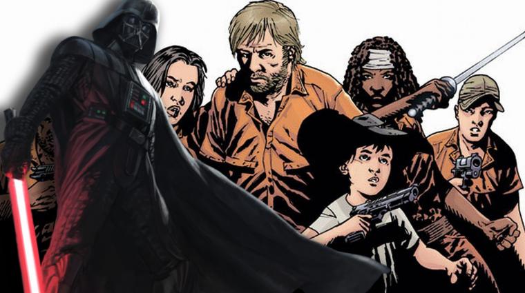 A The Walking Dead és a Marvel-féle Star Wars nyerte a 2010-es éveket képregényes fronton bevezetőkép