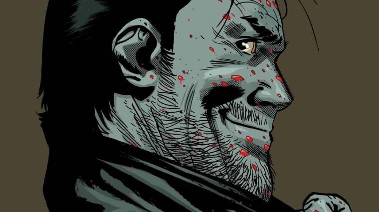 Teljesen új The Walking Dead-képregényből derül ki, mi történt Negannel bevezetőkép