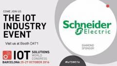 Új megoldásokkal rukkol elő az IoT-világkongresszuson a Schneider Electric kép