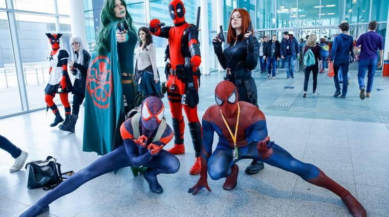 VIECC Vienna Comic Con 2016 - képregénykedvelők és játékosok, irány Bécs! bevezetőkép