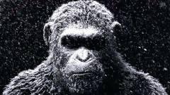 A majmok bolygója: Háború - zseniális lett az első előzetes! (Frissítve) kép