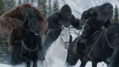 A rendező A majmok bolygója rebootról nyilatkozott kép