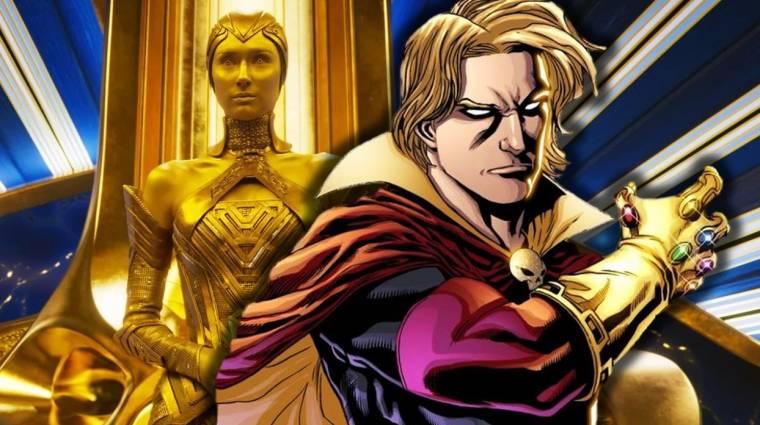 BRÉKING: Megvan, hogy ki alakítja Adam Warlockot A galaxis őrzői 3-ban! kép