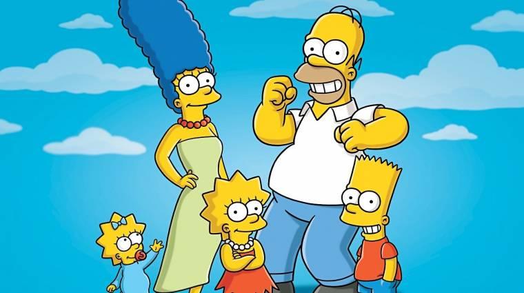 2019-ig biztosan képernyőn lesz A Simpson család kép