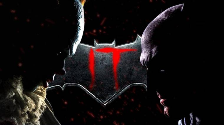 Ilyen lenne, ha Batman és Pennywise összecsapna bevezetőkép