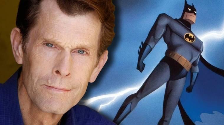 Kevin Conroy nem akárhogy tér vissza Batmanként kép