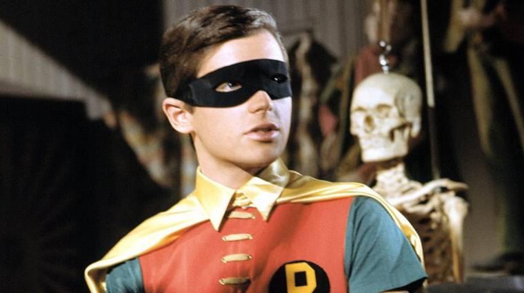 Napi büntetés: gyógyszerrel tartották kordában az 1966-os Batman sorozat Robinjának férfiasságát bevezetőkép