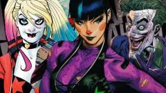 Joker új barátnője meglehetősen féltékeny Harley Quinnre kép