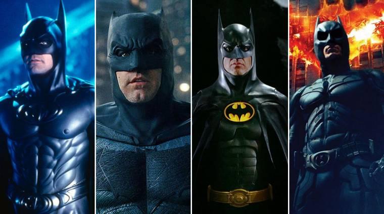Kvíz: mennyire ismered a Batman filmeket? bevezetőkép