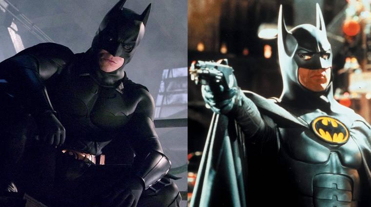 Szavazz: Michael Keaton vagy Christian Bale visszatérésének örülnél jobban Batmanként? bevezetőkép