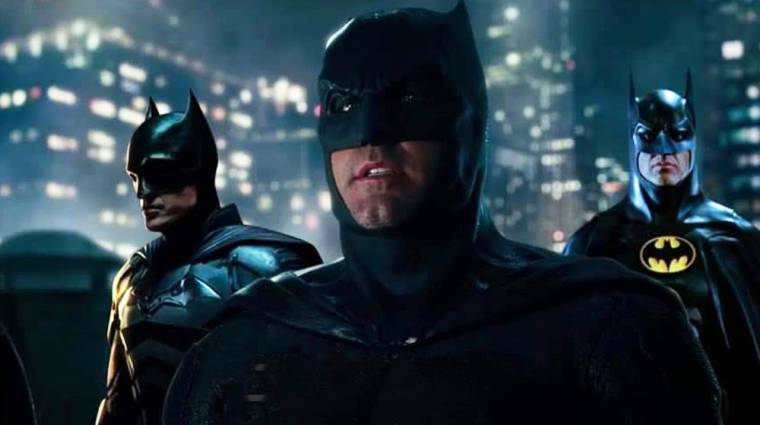 Három különböző Batmant is láthatunk majd a mozikban 2022-ben bevezetőkép