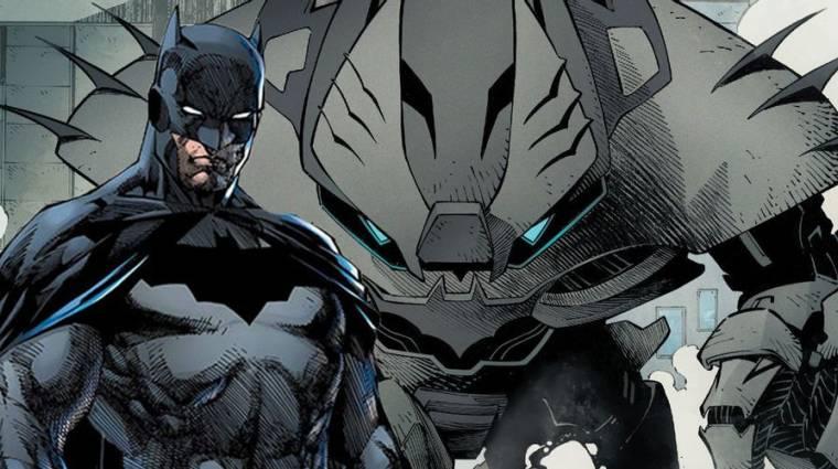 Batman páncélja a Vasember-féle Hulkbustert is lepipálja bevezetőkép
