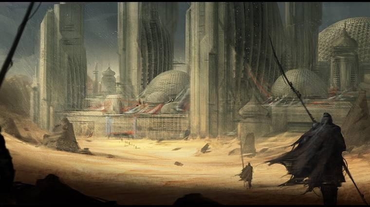 Dune: The Sisterhood címmel készül egy Dűne sorozat is bevezetőkép
