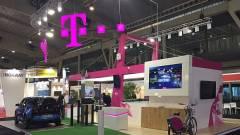Emeli a városi élet színvonalát a Deutsche Telekom kép