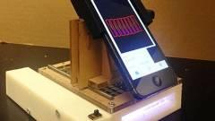 Észleli a rákbetegséget egy új, olcsó okostelefon kiegészítő kép
