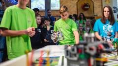 LEGO robotokkal Cambridge-be jutni, avagy miért menő robotikát tanulni? kép