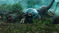 Ízelítőket kaptunk a Jurassic World: Bukott birodalom traileréből (Frissítve) kép