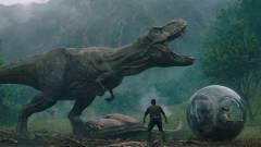 Előzetesen a Jurassic World - Bukott Birodalom kép