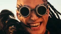 Mad Shelia - Kína elmebajos válasza a Mad Maxre kép