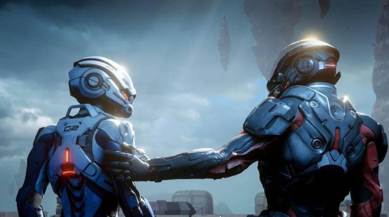 Mass Effect: Andromeda - van, aki bizakodik a széria jövőjét illetően bevezetőkép