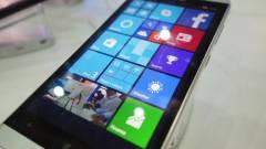 Olcsó Windows 10 Mobile okostelefon billentyűzettel kép