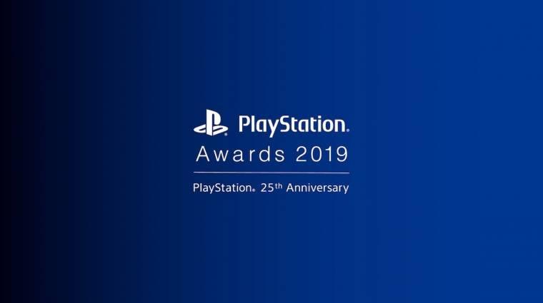 Megvan a PlayStation Awards 2019 időpontja bevezetőkép