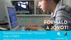 Tinédzser programozók jelentkezését várja a UPC kép
