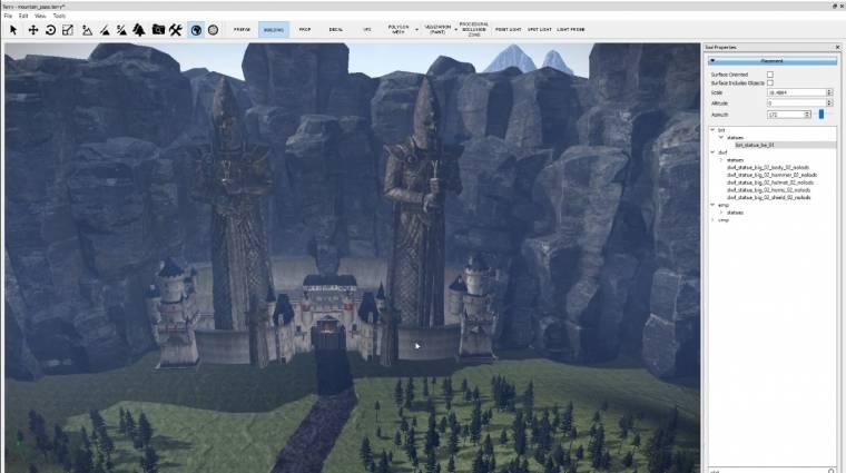Total War: Warhammer - kipróbálható a pályaszerkesztő bevezetőkép