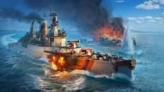 Sok újdonságot hoz a World of Warships új frissítése kép