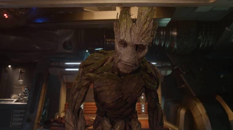Kiderült, láthatjuk-e még valaha A galaxis őrzői felnőtt Grootját bevezetőkép